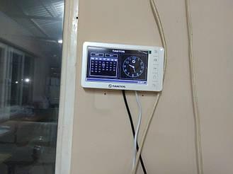 Інсталяція елктромеханічного замка від ATIS компанія Horoz Ukraine с. Дуліби 1