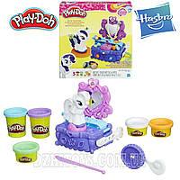 PLAY-DOH MY LITTLE PONY Туалетный столик Рарити Оригинал Hasbro Плей До май литл пони
