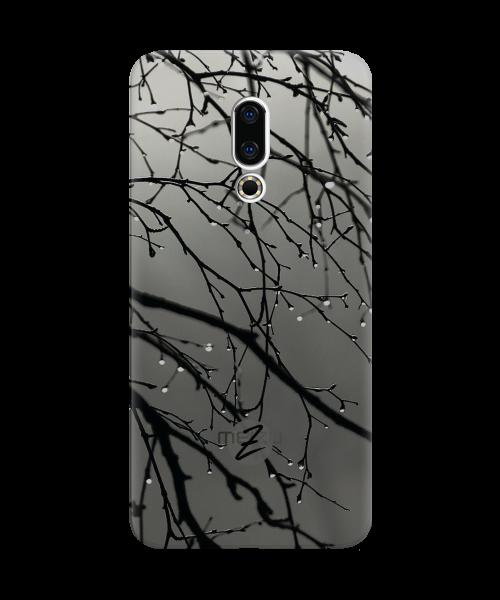Силиконовый чехол СP-Case на Meizu 16X Winter dream