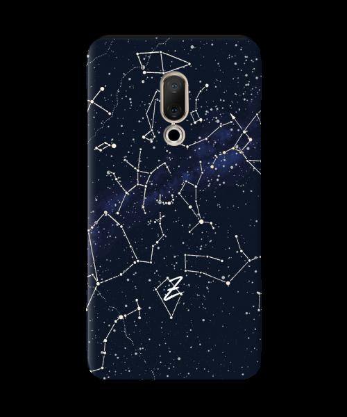 Силиконовый чехол СP-Case на Meizu 15 Plus Stardom