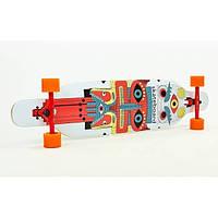 Лонгборд деревянный профессиональный из канадского клена 41in фрирайд SL-55