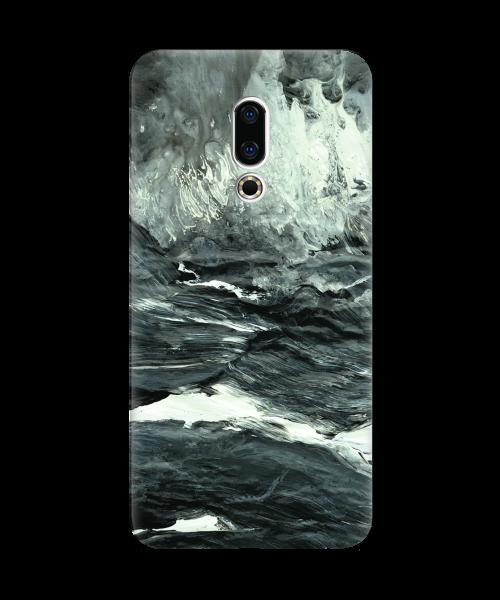Силиконовый чехол СP-Case на Meizu 16X North