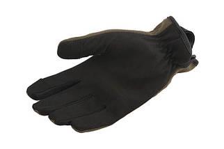 Тактические перчатки Armored Claw Quick Release™ - oliwkowe [Armored Claw] (для страйкбола), фото 3