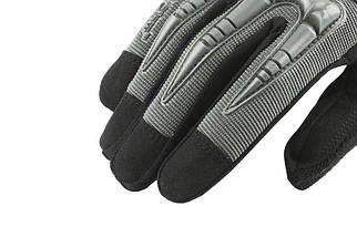 Тактические перчатки Armored Claw BattleFlex - sage green [Armored Claw] (для страйкбола), фото 2