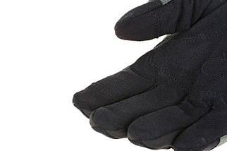 Тактические перчатки Armored Claw Shooter Cold Weather - sage green [Armored Claw] (для страйкбола), фото 3