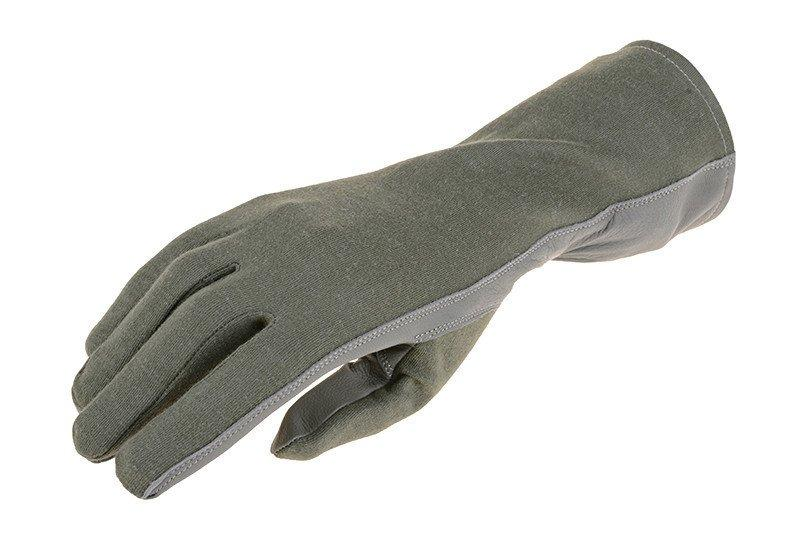 Тактические перчатки Armored Claw Nomex - sage green [Armored Claw] (для страйкбола)