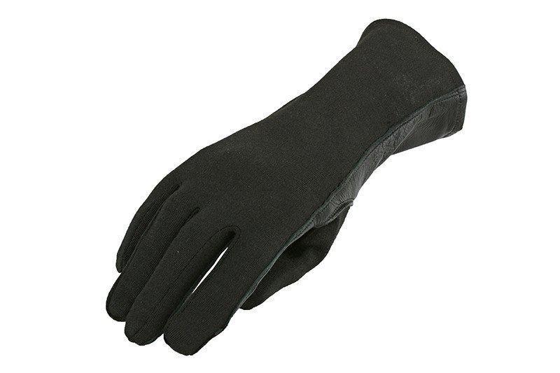 Тактические перчатки Armored Claw Nomex - black [Armored Claw] (для страйкбола)