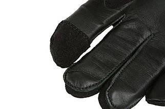 Тактические перчатки Armored Claw Nomex - black [Armored Claw] (для страйкбола), фото 2