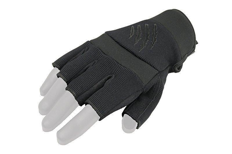 Тактические перчатки Armored Claw Shooter Cut - black [Armored Claw] (для страйкбола)