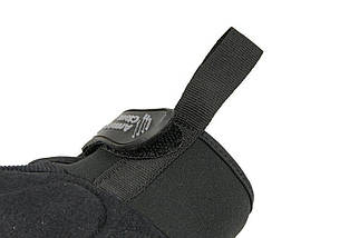 Тактические перчатки Armored Claw Shooter Cut - black [Armored Claw] (для страйкбола), фото 3