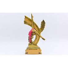 Статуэтка (фигурка) наградная спортивная Гимнастика