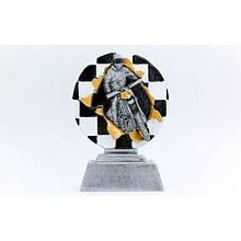 Статуэтка (фигурка) наградная спортивная Мото Мотоциклист