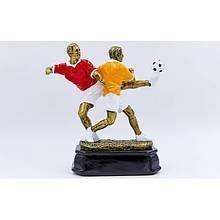 Статуэтка (фигурка) наградная спортивная Футбол Футболисты