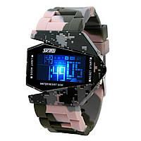 Камуфляжные часы SKMEI 0817