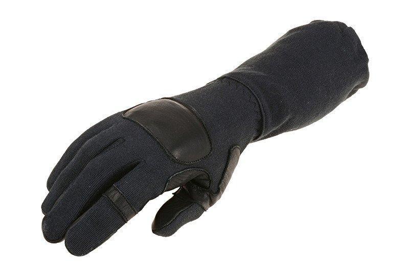 Тактические перчатки Armored Claw Kevlar - black [Armored Claw] (для страйкбола)