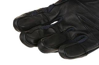 Тактические перчатки Armored Claw Kevlar - black [Armored Claw] (для страйкбола), фото 2