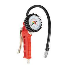Пистолет для подкачки колес PROF. INTERTOOL PT-0505