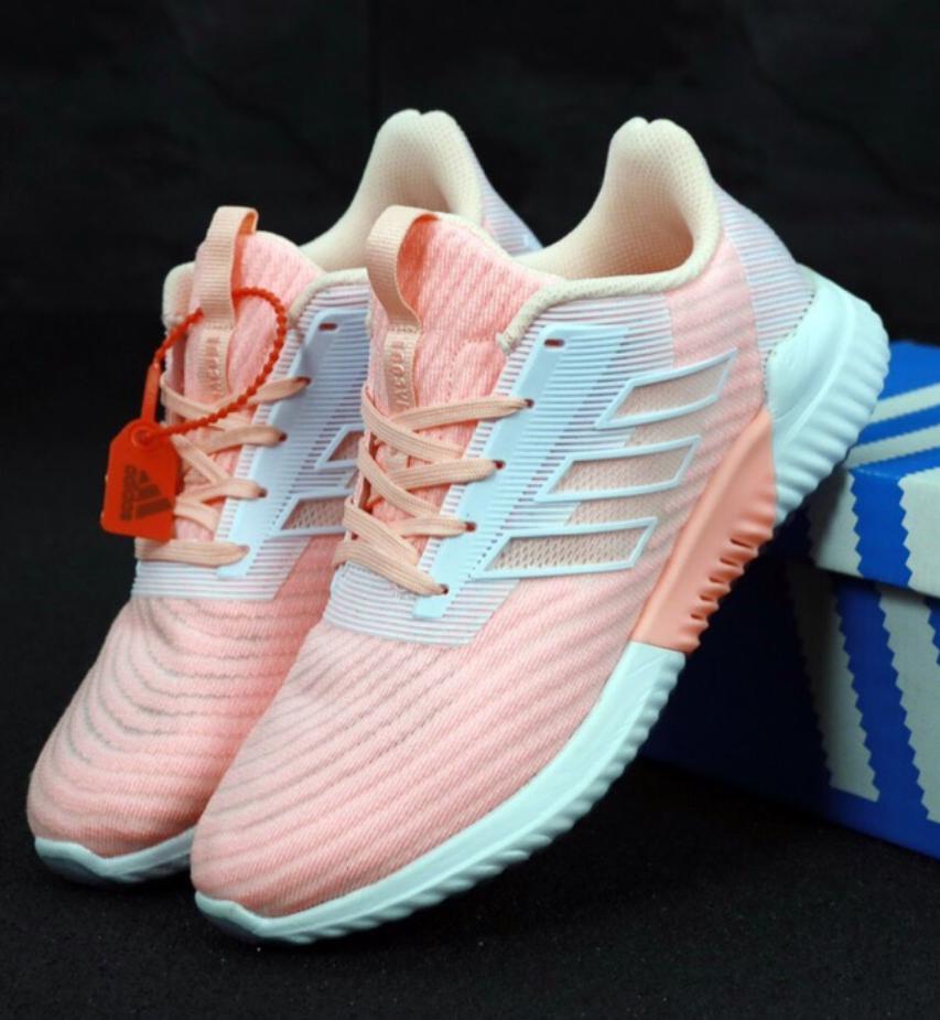 Женские кроссовки Adidas Climacool Pink, Адидас Климакул