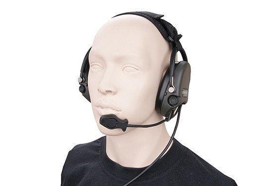 Replika ochronników słuchu wzorowanych na TCI LIBERATOR II [Z-Tactical]
