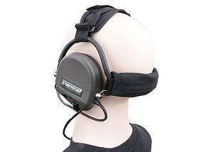Replika ochronników słuchu wzorowanych na TCI LIBERATOR II [Z-Tactical], фото 2
