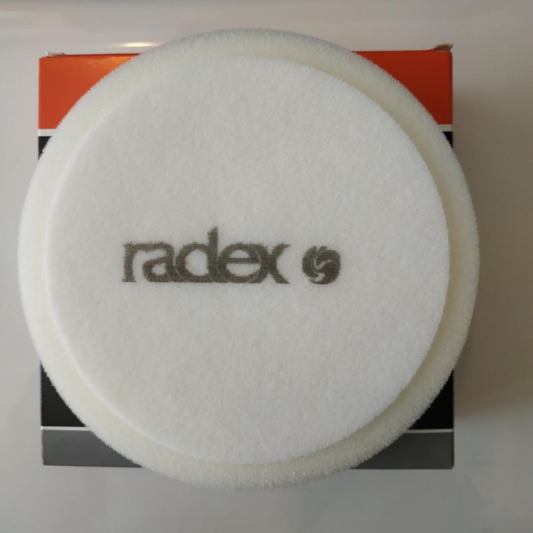 Белый полировальный круг Radex D150мм