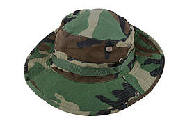 Kapelusz Boonie Hat - woodland [ACM] (для страйкболу)