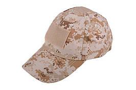 Taktyczna czapka z daszkiem - digital desert [ACM] (для страйкболу)