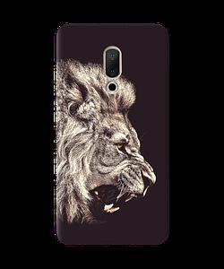 Силиконовый чехол СP-Case на Meizu 15 Plus LION