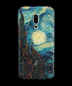 Силиконовый чехол СP-Case на Meizu 16 Starry Night
