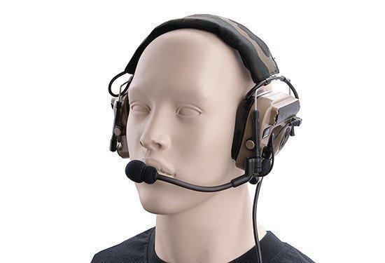 Replika ochronników słuchu wzorowanych na COMTAC IV [Z-Tactical]