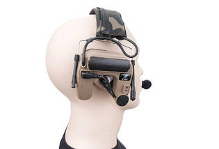Replika ochronników słuchu wzorowanych na COMTAC IV [Z-Tactical], фото 3