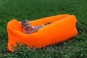 Надувной матрас Ламзак 2,2м Оранжевый