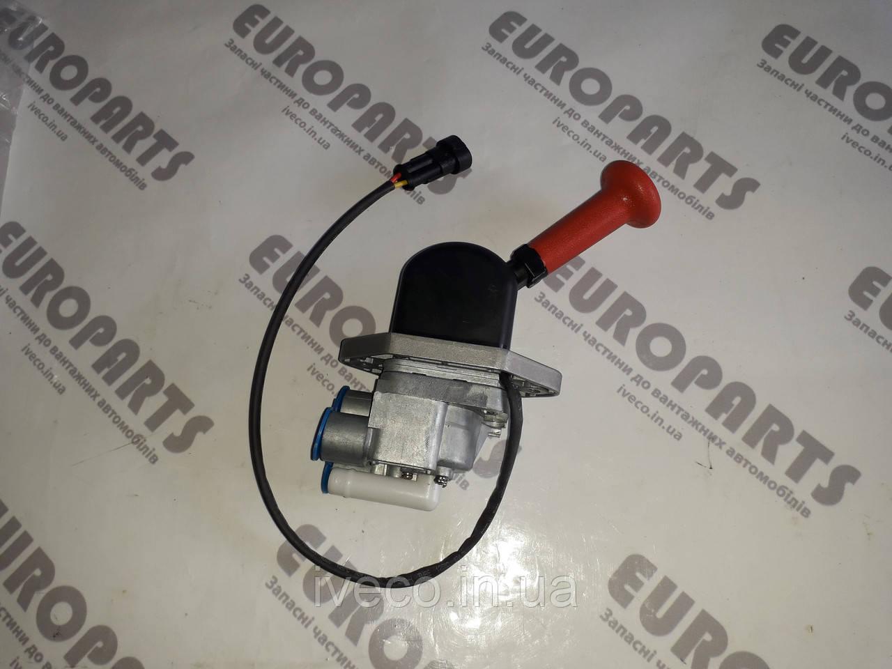 41211127 DPM90EY кран ручника кран стояночного тормоза IVECO Ивеко Стралис Карго STARLIS TECTOR