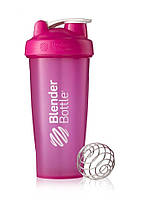 Шейкер спортивный BlenderBottle Classic 28oz/820ml Розовый (ORIGINAL)