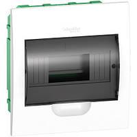 Щит пластиковый 8м встраиваемый прозрачная дверь Ez9 Schneider Electric EZ9E108S2F