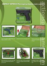 Страйкбольный пистолет  Bersa BP9CC GBB [ASG] (для страйкбола), фото 3