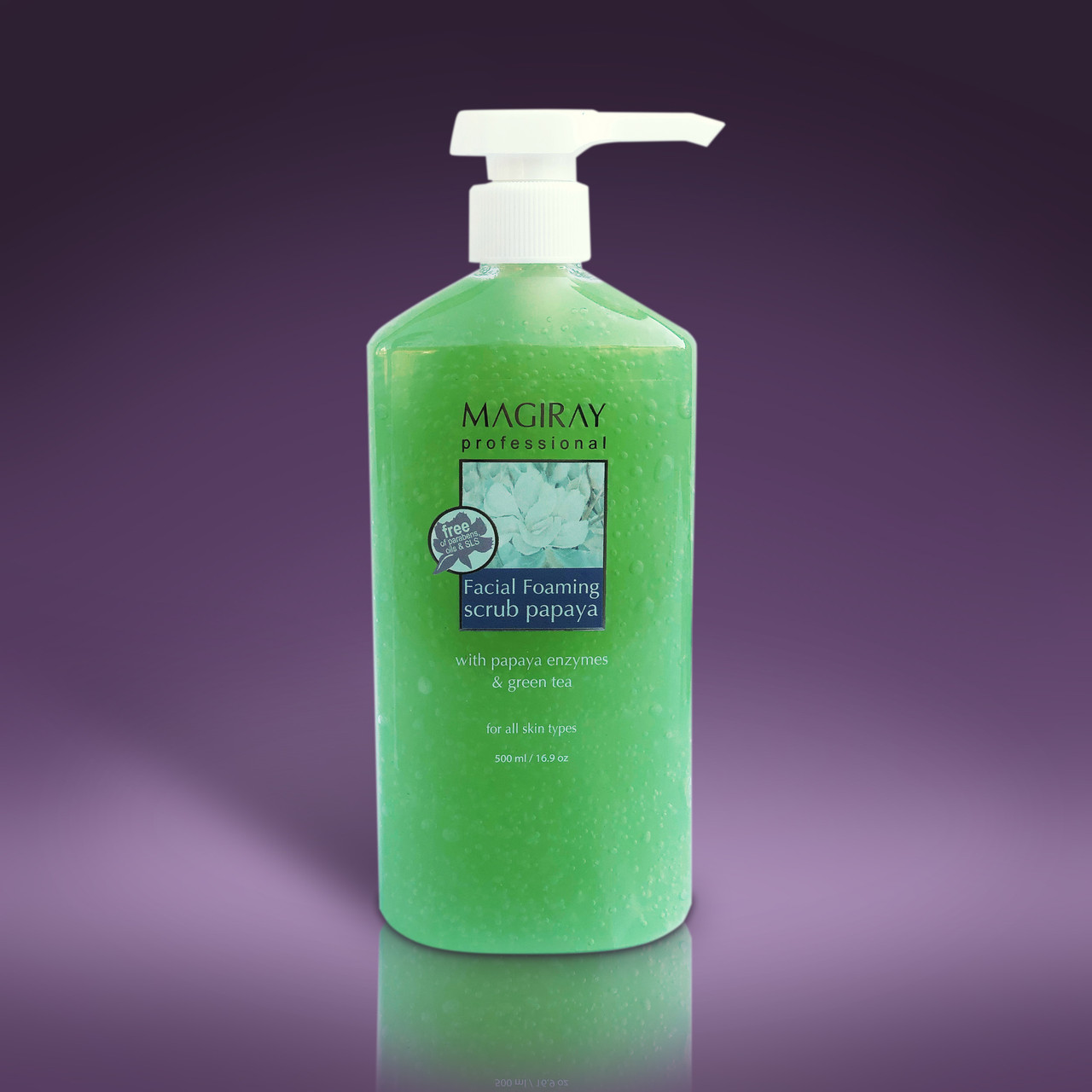 FOAMING SCRUB PAPAYA-Скраб Папайа(500мл)