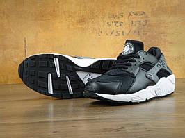 Кроссовки Nike Huarache WMNS Black White
