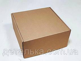 Самосборные картонные коробки 160*160*60 мм., фото 2