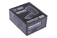 Комплект из 5 магазинов на 100 шаров для M4/M16 - [Specna Arms]