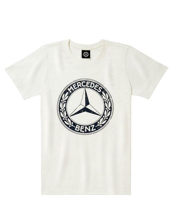 Чоловіча футболка Mercedes Men's T-shirt, Off-white, Classic, (B66041546)
