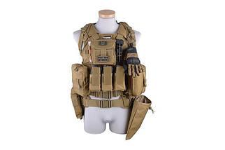 Сумка сброса для магазинов - MC [GFC Tactical] (для страйкбола), фото 2
