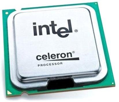 Процессор 775 Intel Celeron E1500 2x2,28Ghz 512Kb Cache 800Mhz Bus (HH80557PG049D) бу