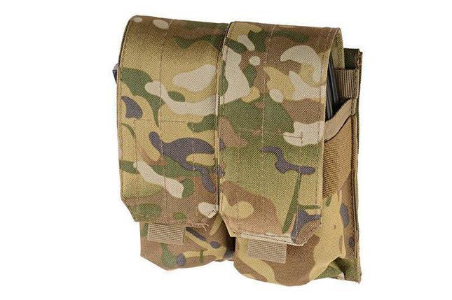 Двойной подсумокдля магазинов M4/M16 - MC [GFC Tactical] (для страйкбола), фото 2