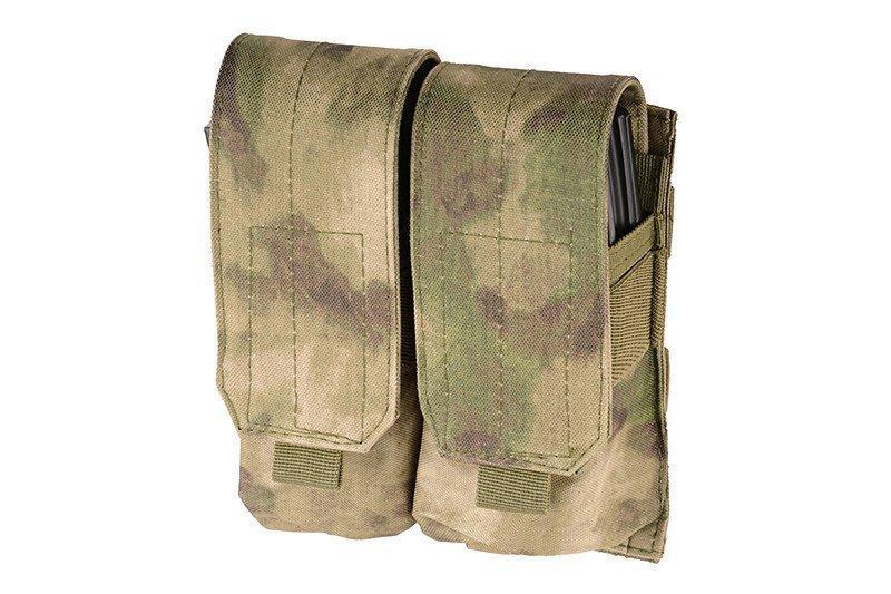 Двойной подсумокдля магазинов M4/M16 - ATC FG [Ultimate Tactical] (для страйкбола)