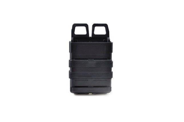Dwie ładownice типа FAST для магазинов STANAG - black [Element] (для страйкбола), фото 2