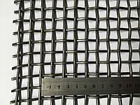 Сетка, сито для грохота Р12-3,0 12х12х3,0мм. Ст.55 ГОСТ 3306-88