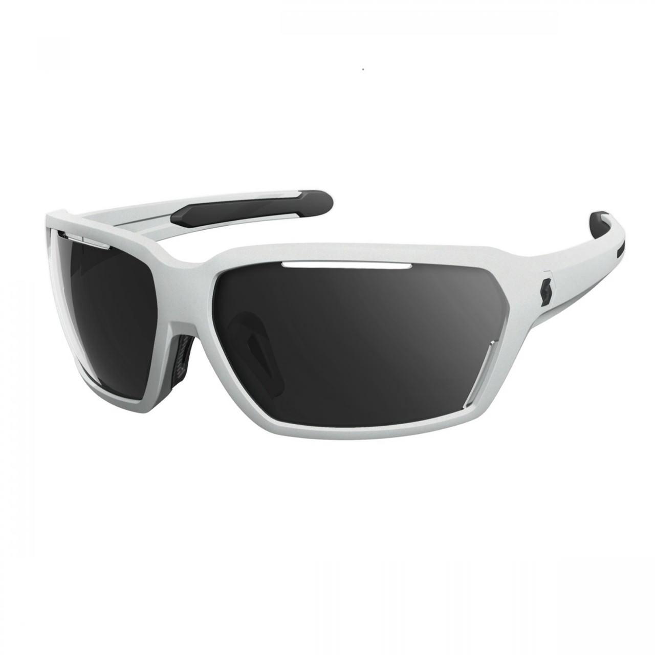 Спортивные очки SCOTT VECTOR белый матовый / серый