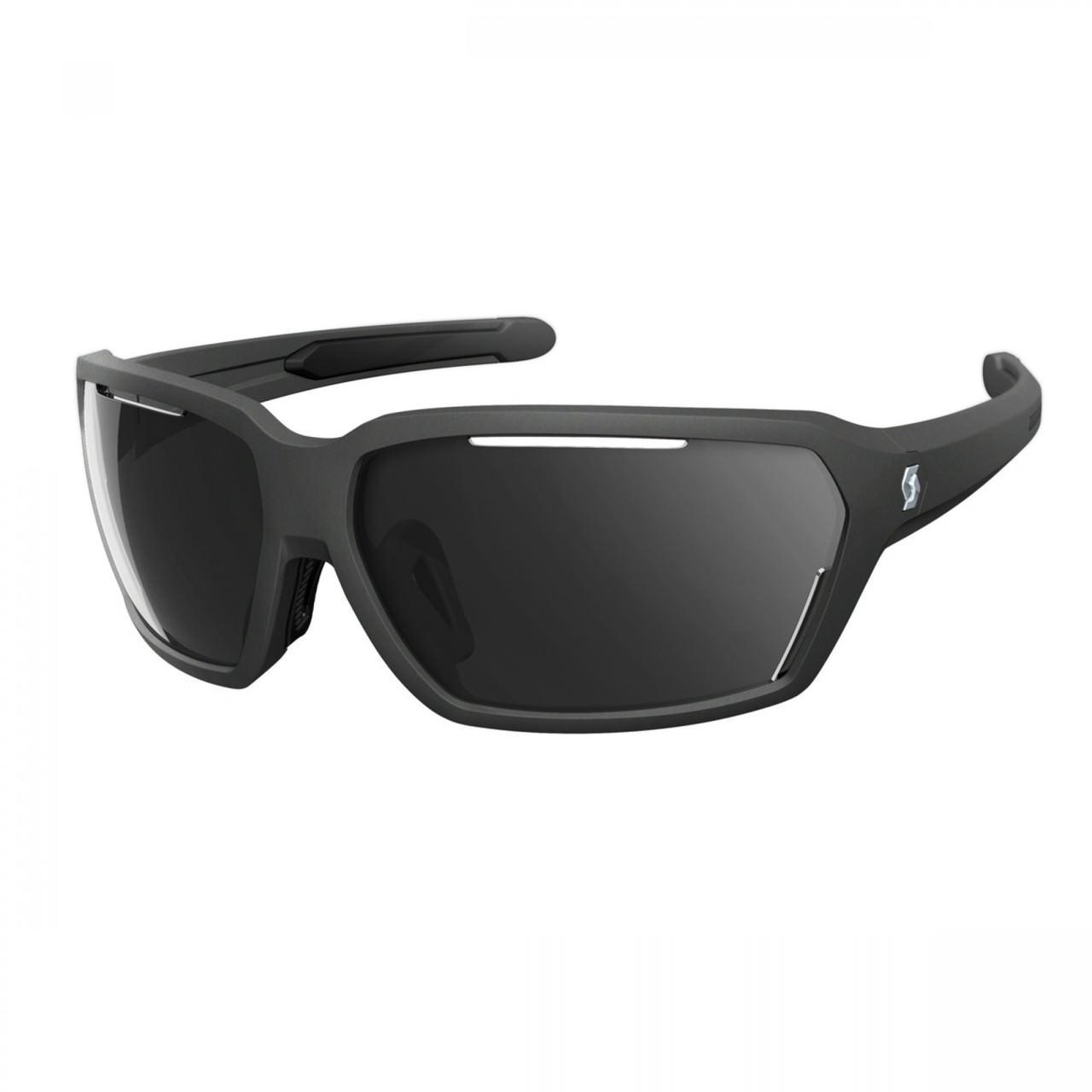 Спортивні окуляри SCOTT VECTOR чорний матовий сірий