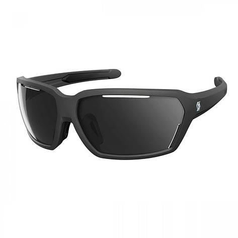 Спортивні окуляри SCOTT VECTOR чорний матовий сірий, фото 2